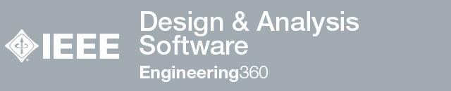 Design & Analysis Software - IHS GlobalSpec