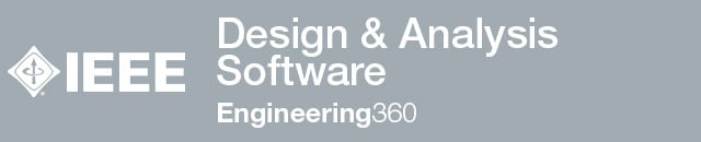 Design & Analysis Software - IHS Engineering360
