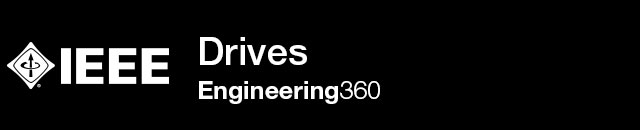 Drives - IHS Engineering360