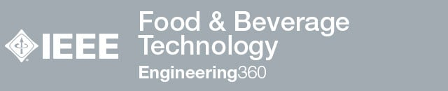 Food & Beverage Technology - IHS GlobalSpec