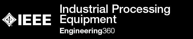 Industrial Processing Equipment - IHS Engineering360