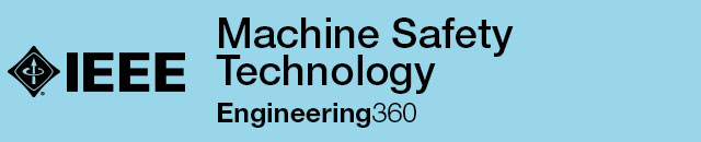 Machine Safety Technology - IHS Engineering360