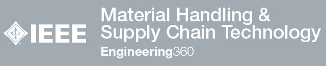 Material Handling & Supply Chain Technology - IHS Engineering360
