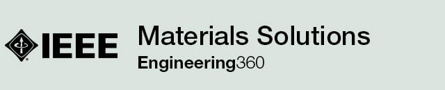 Materials Solutions - IHS Engineering360