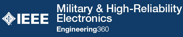 Military & High-Reliability Electronics - IHS Engineering360