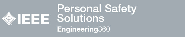 Personal Safety Solutions - IHS Engineering360