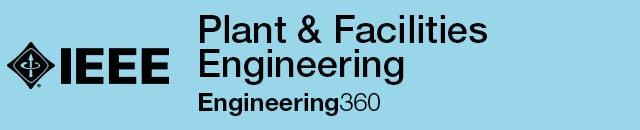 Plant & Facilities Engineering - IHS GlobalSpec