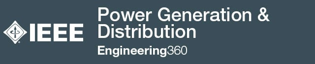 Power Generation & Distribution - IHS Engineering360