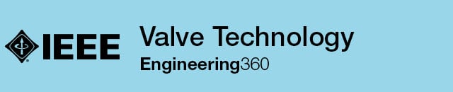 Valve Technology - IHS Engineering360