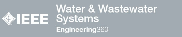 Water & Wastewater Systems - IHS Engineering360