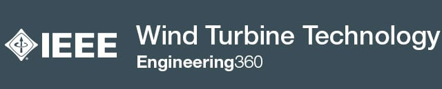 Wind Turbine Technology - IHS Engineering360