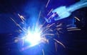 Robots Put Spark in Arc Welding