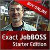 Exact JobBOSS: The #1 Leader in Shop Management Software