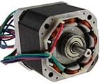 Stepper Motors Step Up Their Game