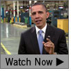Video: Obama Says Clean Energy Key for Job Growth