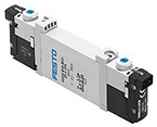 Compact, High-flow and Low Cost from Festo