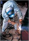 Safety Comes First in Welding Applications
