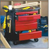 Rubbermaid® Mobile Work Center