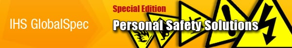 GlobalSpec: Personal Safety Solutions