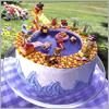 Поделиться ВКонтакте.  Самостоятельное украшение тортов. регистрация на сайте.  Добавить в Twitter.