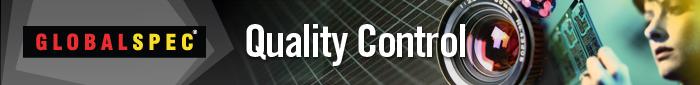 GlobalSpec: Quality Control