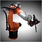 Reis and KUKA Laser Hybrid Welding