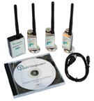 Wireless Remote Vibration Monitoring — Quick and Easy