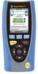 Handheld Data Cable Tester Confirms GbE Rates
