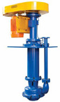 Heavy-duty Vertical Slurry Pump