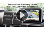 First Full HD LCD Video Processor for Cars Released