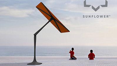 Watch an Autonomous Robot Shade Keep the Sun Out