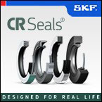 CR Seals from SKF are back and more robust than ever