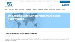 Apply by 15 April For 2019 IEEE MTT-S Scholarships