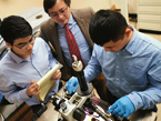 New Memory Device Can Take the Heat