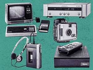 The Consumer Electronics Hall of Fame